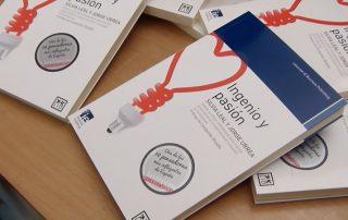 ejemplar libro ingenio y pasion