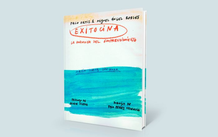 libro exitocina, la hormona del emprendimiento