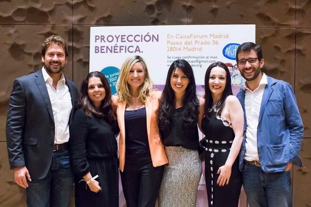 proyecto audiovisual solidario fundacion historias que deben ser contadas